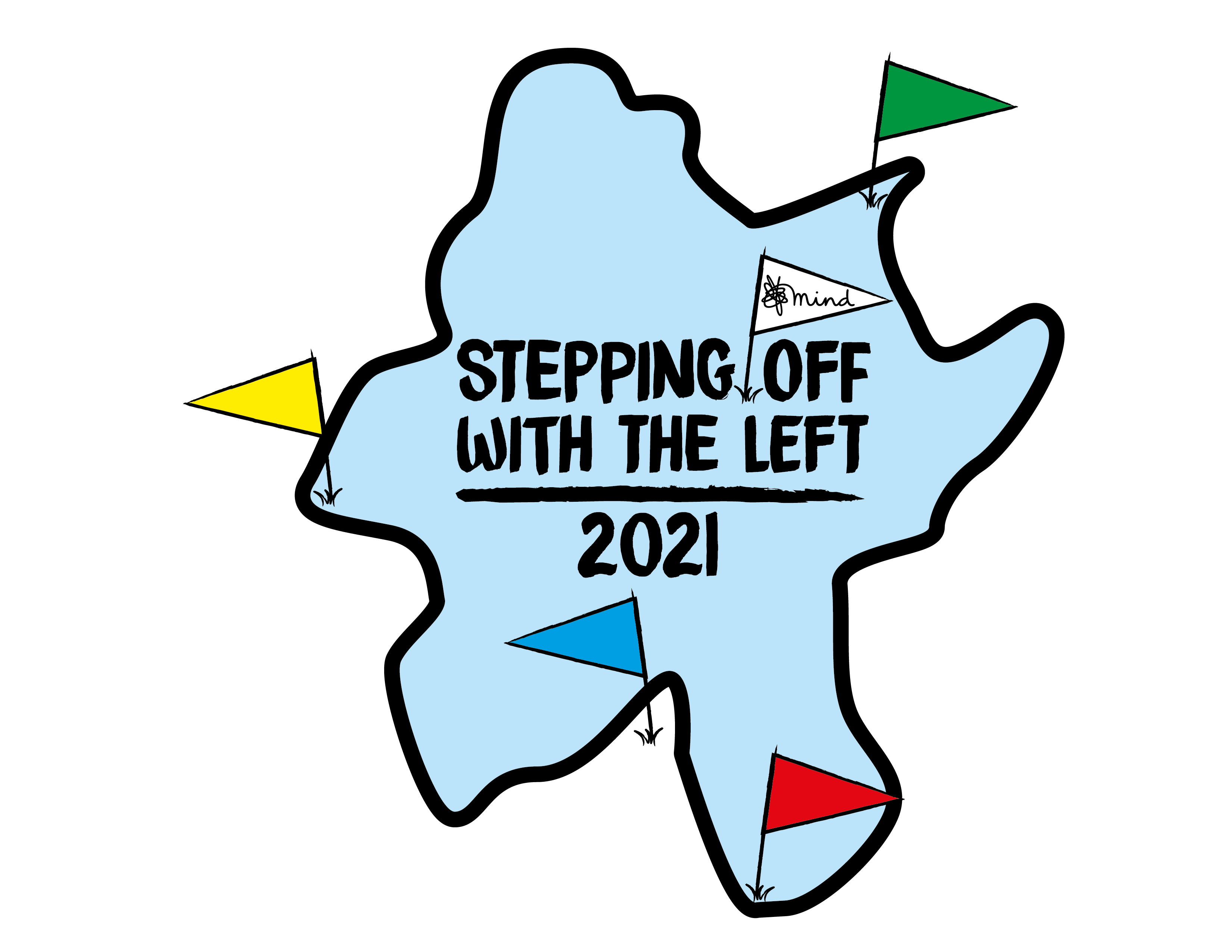 Stepping off with the Left Charity Walk 2021